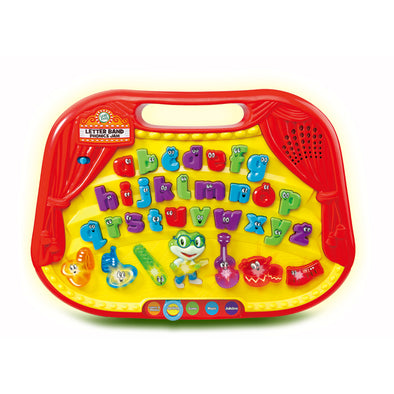 Gioco Musicale Letter Band Phonics Jam | LEAP FROG | RocketBaby.it