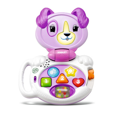 Peluche Musicale My Talking LapPup Violet | LEAP FROG | RocketBaby.it