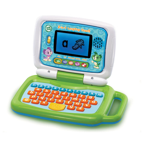 Laptop e Tablet Educativo 2 in 1 | LEAP FROG | RocketBaby.it