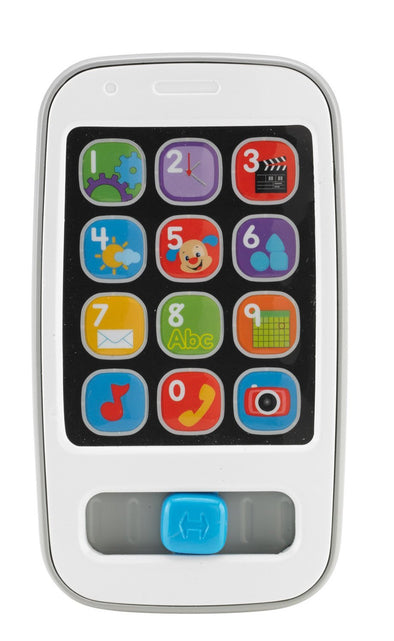 Telefono Cellulare Musicale Grey | FISHER PRICE | RocketBaby.it