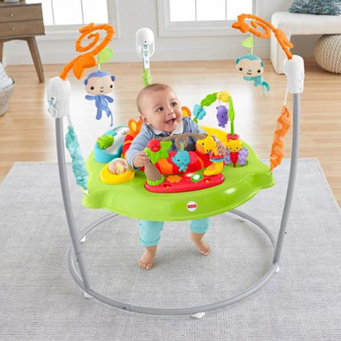 Centro Attivita Roaring Rainforest | FISHER PRICE | RocketBaby.it