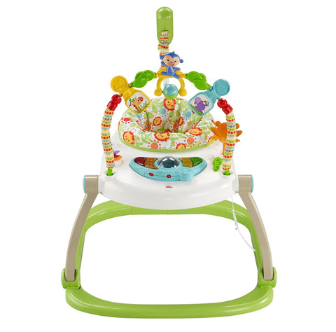Centro Attivita Rainforest Spacesaver | FISHER PRICE | RocketBaby.it