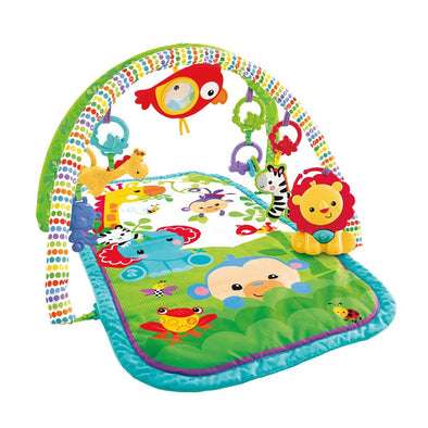 Palestrina e Tappeto Gioco Rainforest | FISHER PRICE | RocketBaby.it