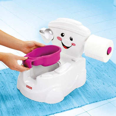 Vasino Musicale e Riduttore My Potty Friend | FISHER PRICE | RocketBaby.it
