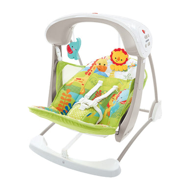 Sdraietta Rainforest Swing and Seat | FISHER PRICE | RocketBaby.it