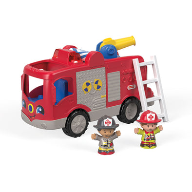 Gioco Camion dei Pompieri | FISHER PRICE | RocketBaby.it