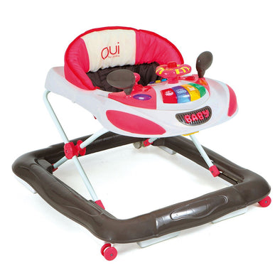 Girello Oui Baby Coral | OLMITOS | RocketBaby.it