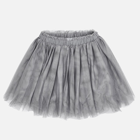 Gonna in Tulle Acero | MAYORAL | RocketBaby.it