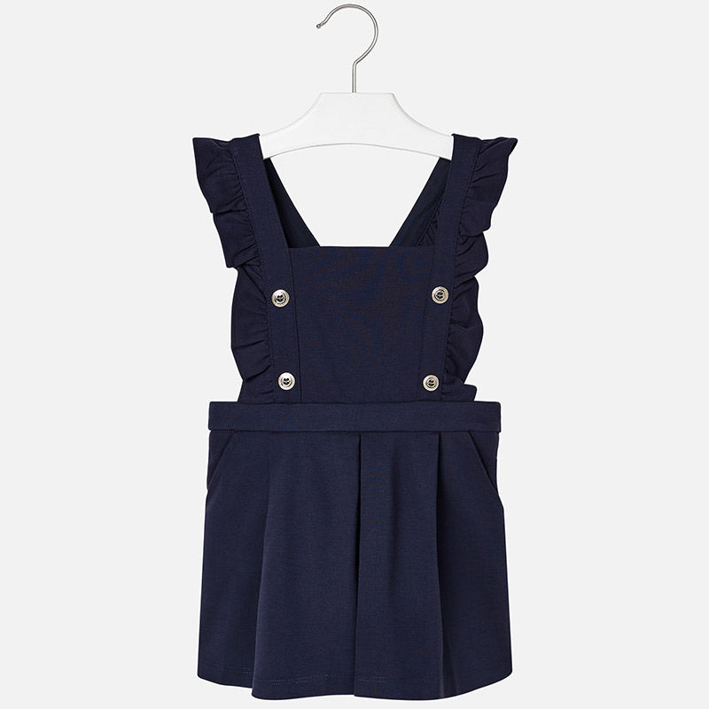 Gonna Salopette Blu Navy | MAYORAL | RocketBaby.it