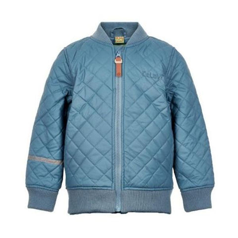 Giacca Husky con Zip Dry Blue | CELAVI | RocketBaby.it