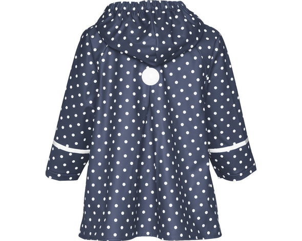 Impermeabile Dots Navy | PLAYSHOES | RocketBaby.it