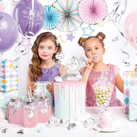 Kit per Party Tema Unicorn | PARTY DECO | RocketBaby.it