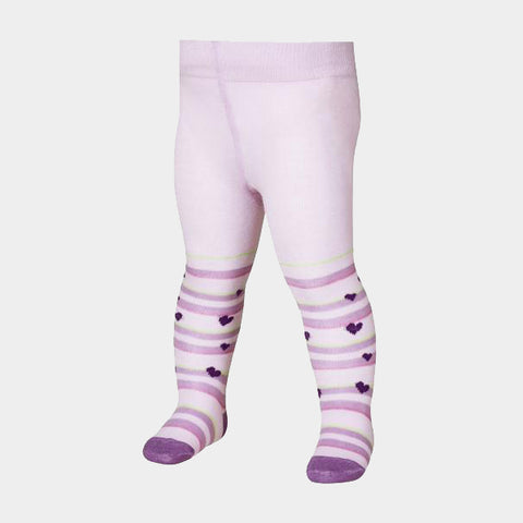Leggings con Piedino Heart Lilac | PLAYSHOES | RocketBaby.it