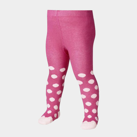 Leggings con Piedino Dots Pink | PLAYSHOES | RocketBaby.it