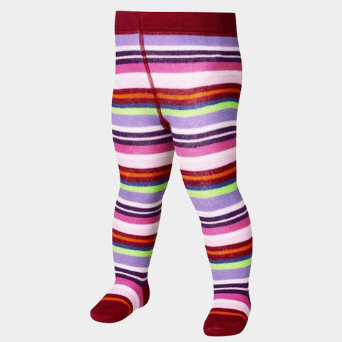 Leggings con Piedino Striped Bordeaux Original | PLAYSHOES | RocketBaby.it