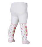 Leggings con Piedino Roses White | PLAYSHOES | RocketBaby.it