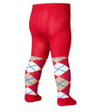 Leggings con Piedino Checkered Red | PLAYSHOES | RocketBaby.it