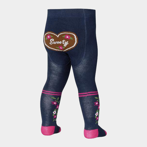 Leggings con Piedino Country House Navy | PLAYSHOES | RocketBaby.it