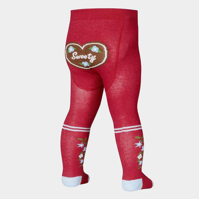 Leggings con Piedino Country House Red | PLAYSHOES | RocketBaby.it