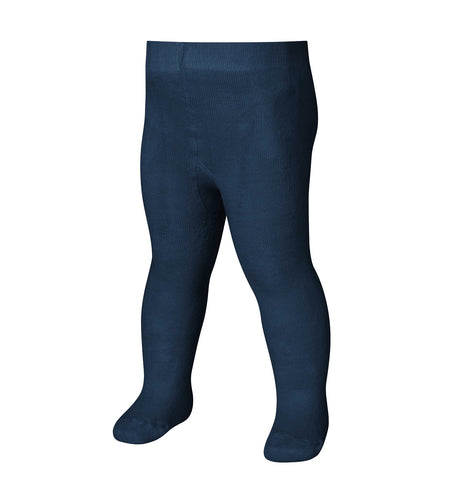 Leggings Termici con Piedino Uni Navy | PLAYSHOES | RocketBaby.it
