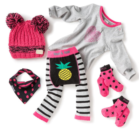 Leggings Ananas - RocketBaby - 2