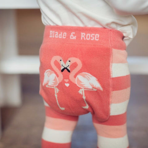 Leggings Fenicottero - BLADE&ROSE - RocketBaby.it - RocketBaby