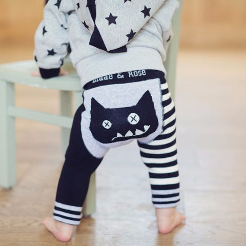Leggings Gatto Matto - RocketBaby - 1