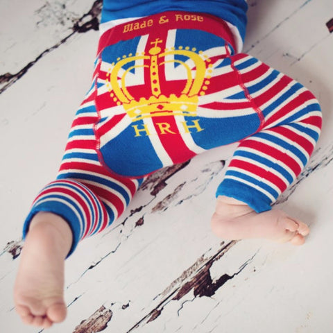 Leggings Bandiera Inglese | BLADE&ROSE | RocketBaby.it