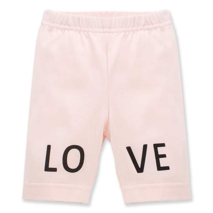 Leggings Corti Love e Love Pink | PINOKIO | RocketBaby.it