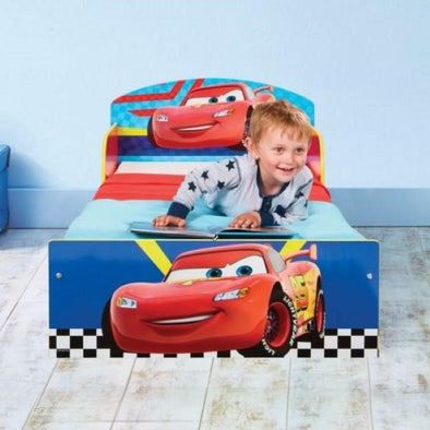 Letto con Sponde e Base  Disney Cars | WORLDS APART | RocketBaby.it