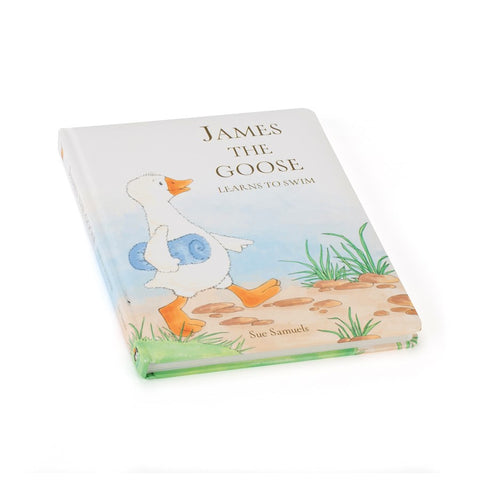 James The Goose Libro in Inglese | JELLY CAT | RocketBaby.it