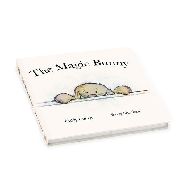 The Magic Bunny Book Libro in Inglese |  | RocketBaby.it