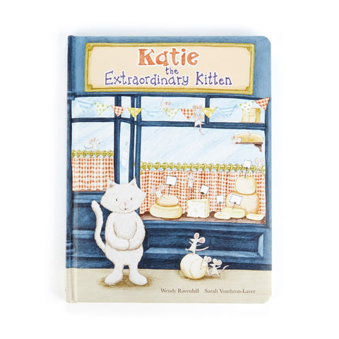 Kitten The Extraordinary Kitten Libro in Inglese - RocketBaby - 1