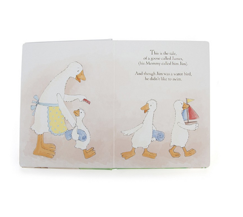 James The Goose Libro in Inglese - RocketBaby - 2