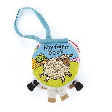 My Farm Book Libro Morbido in Inglese |  | RocketBaby.it