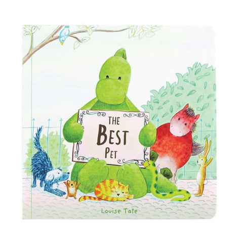 The Best Pet Book Libro in Inglese |  | RocketBaby.it