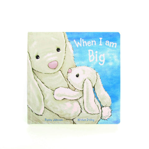 When I am big Book Libro in Inglese |  | RocketBaby.it