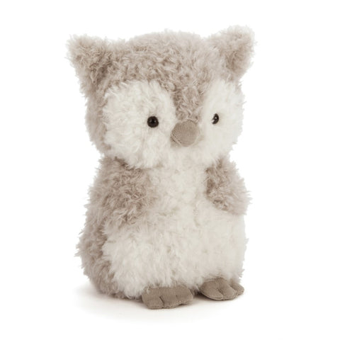 Wake Up Little Owl Pelouche - RocketBaby - 1