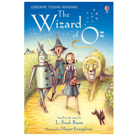 Libro in Inglese The Wizard Of Oz | USBORNE | RocketBaby.it