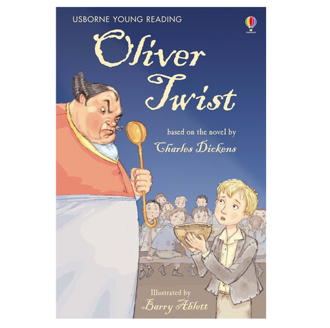 Libro in Inglese Oliver Twist | USBORNE | RocketBaby.it