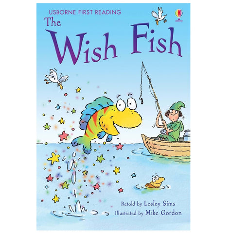 Libro in Inglese The Wish Fish | USBORNE | RocketBaby.it