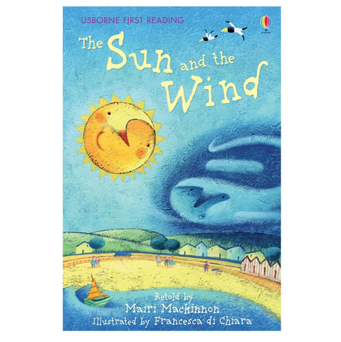 Libro in Inglese The Sun And The Wind | USBORNE | RocketBaby.it