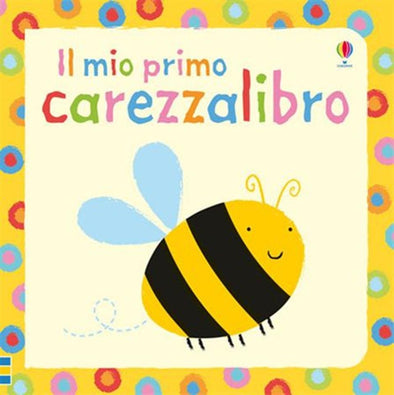 Libro Tattile Il mio Primo Carezzalibro | USBORNE | RocketBaby.it