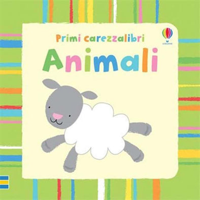 Libro Tattile Animali | USBORNE | RocketBaby.it