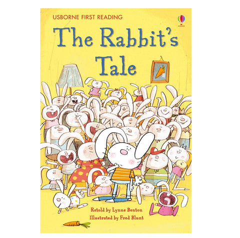 Libro in Inglese The Rabbits Tale | USBORNE | RocketBaby.it