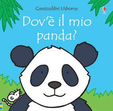Libro Tattile Dove è il mio Panda | USBORNE | RocketBaby.it