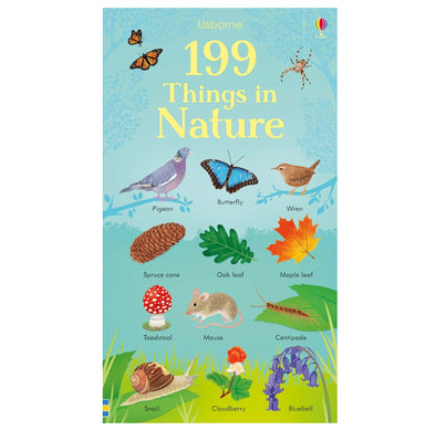 Libro in Inglese 199 Things In Nature | USBORNE | RocketBaby.it