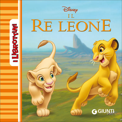 Libro Disney I Librottini Il Re Leone | GIUNTI | RocketBaby.it