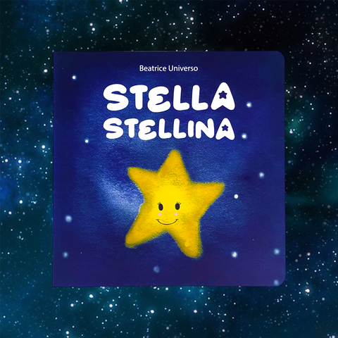 Libro Stella Stellina | ROCKETBABY | RocketBaby.it