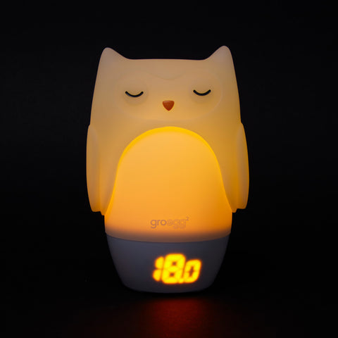 Accessorio per Luce Notturna GroEgg2 Oona Owl | THE GRO COMPANY | RocketBaby.it